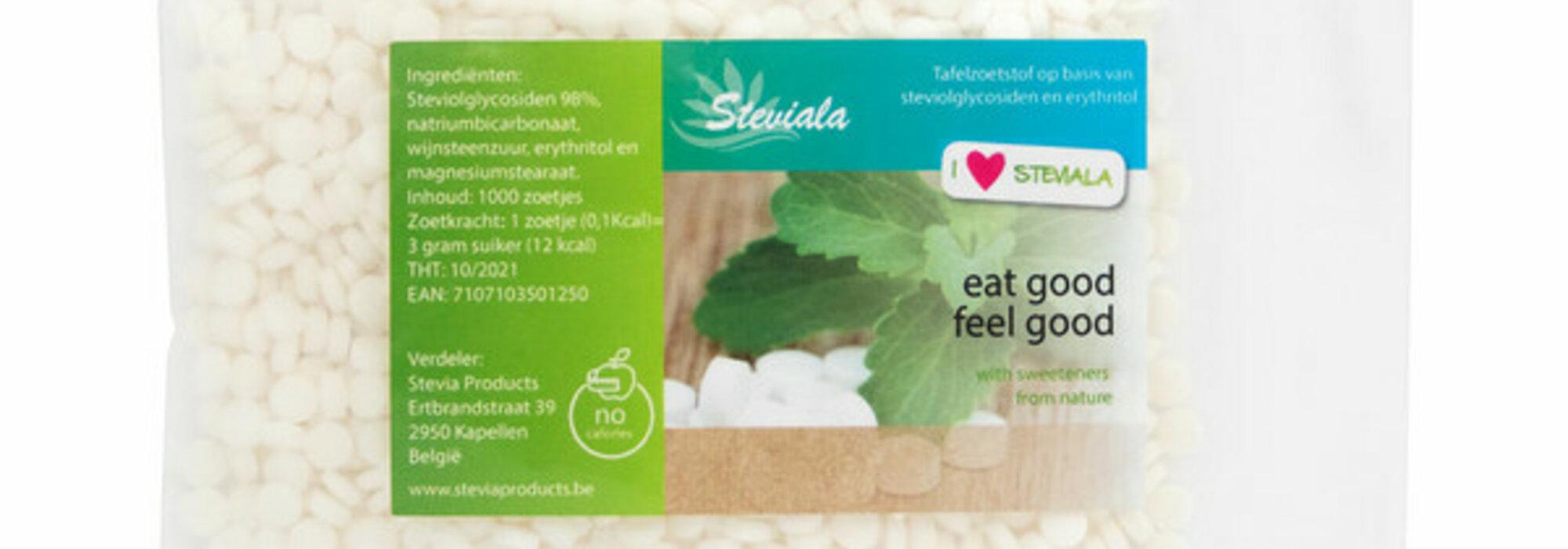 Stevia zoetjes kopen