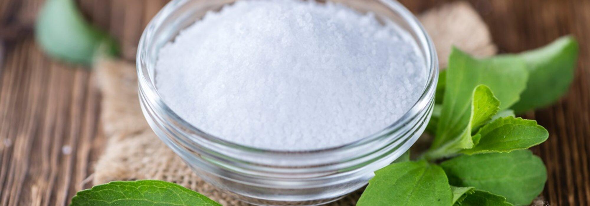 Suikervervangers: suiker vervangen door Steviala