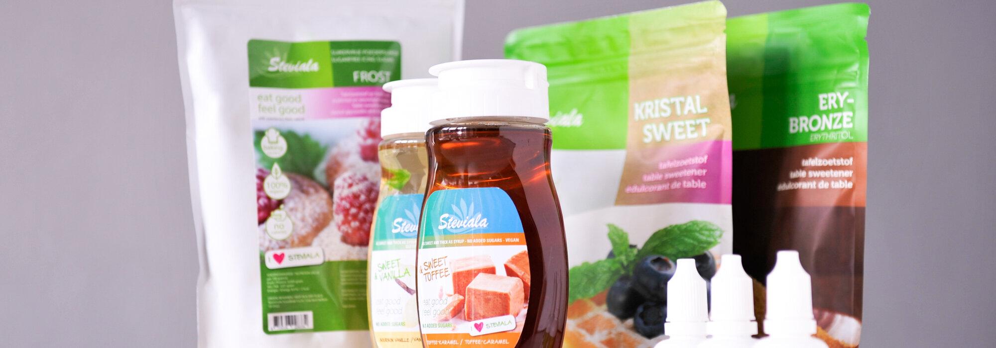 Stevia suiker kopen