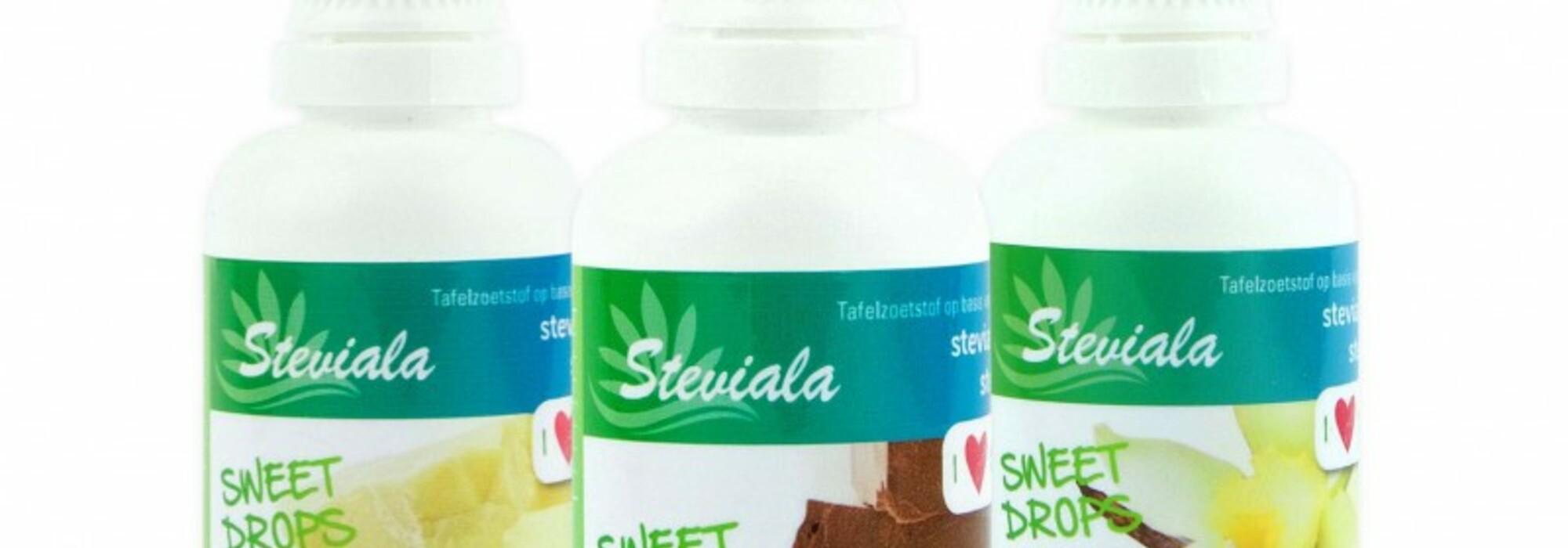 Vloeibare stevia kopen van Steviala