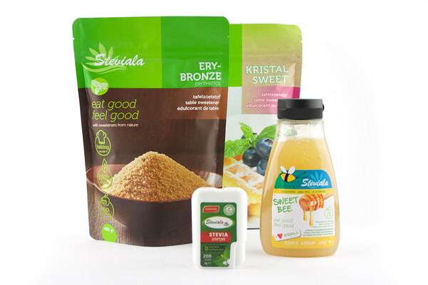 Stevia zoetstof
