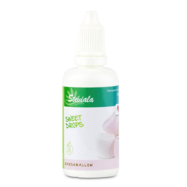 Stevia druppels Marshmallow