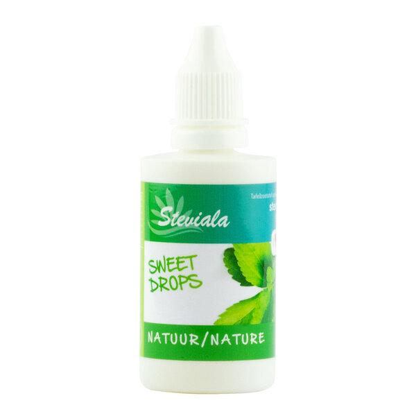 Stevia vloeibaar naturel