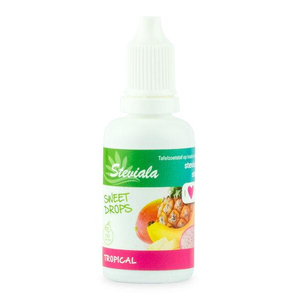 Stevia druppels tropical