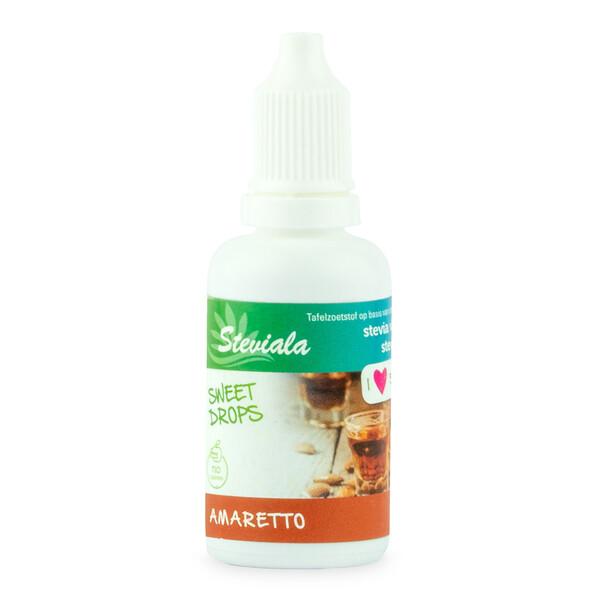 Stevia druppels Amaretto