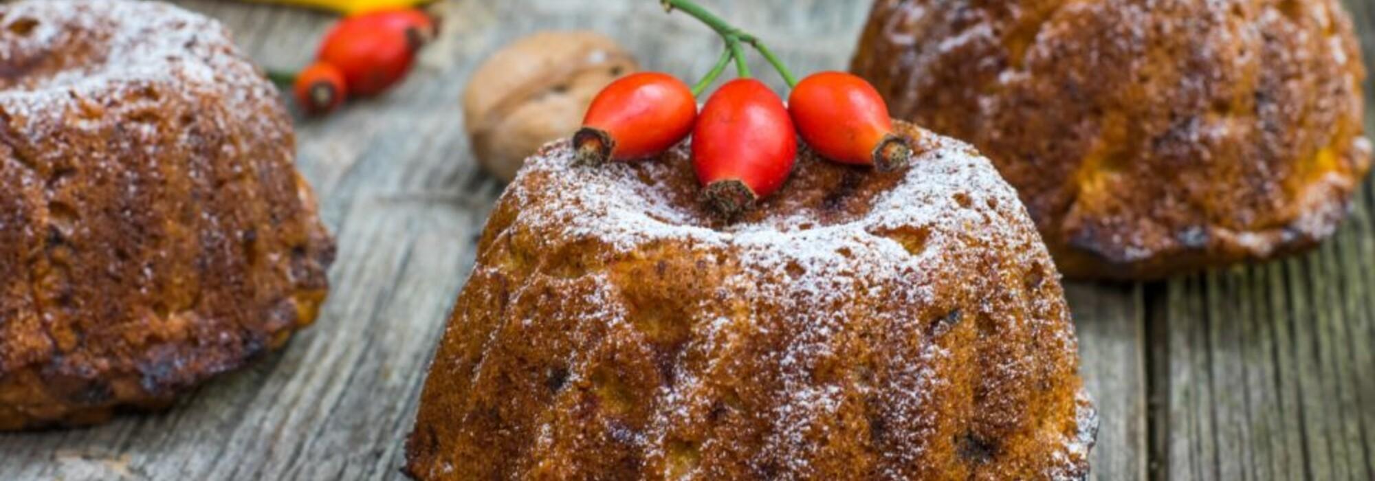 Koolhydraatarme wortelpeterselie cake