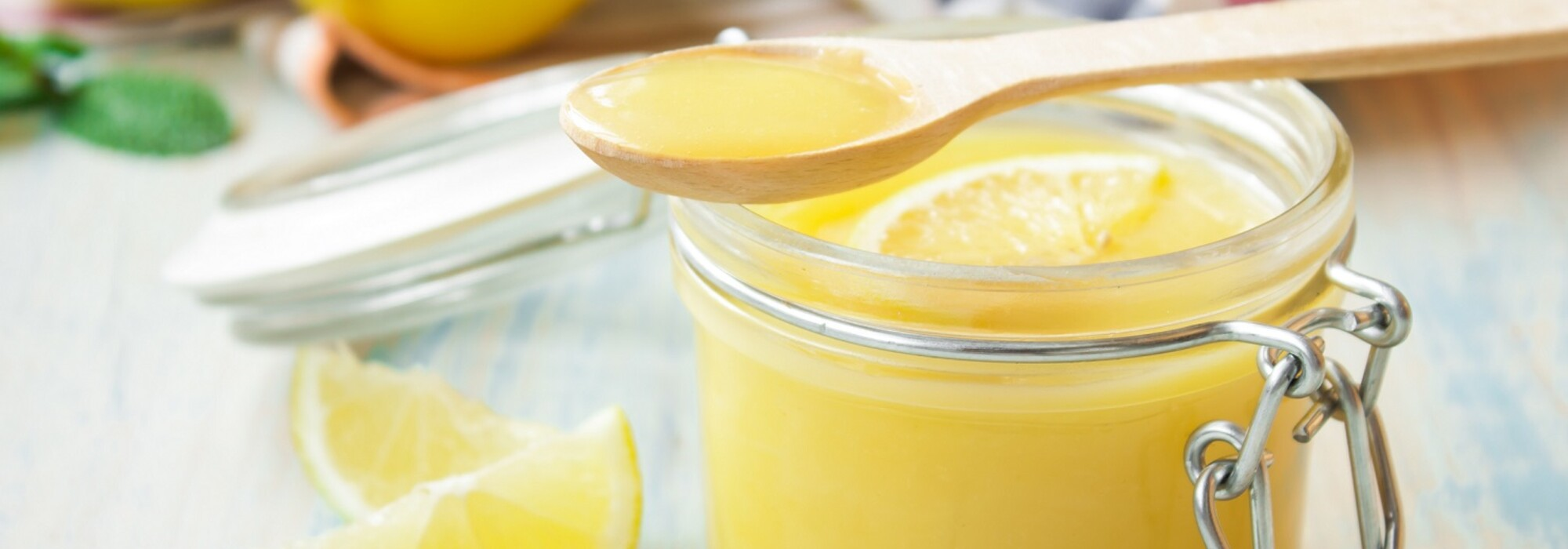 Suikervrije en koolhydraatarme Lemon Curd