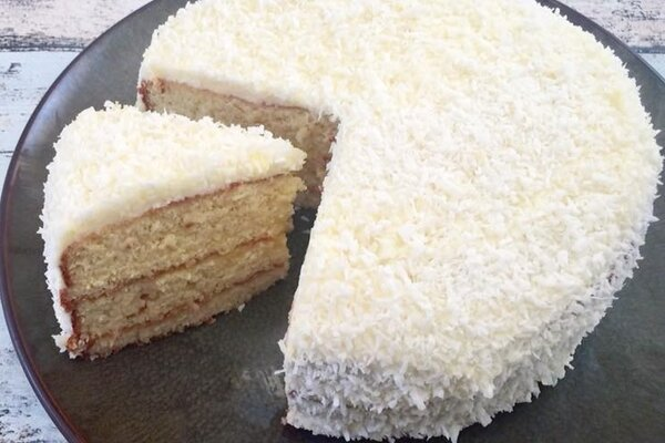 Suikervrije en koolhydraatarme kokos-limoentaart
