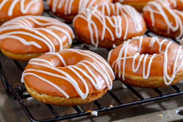 Suikervrije donuts