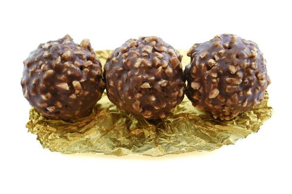 Suikervrije en koolhydraatbeperkte Ferrero Rocher