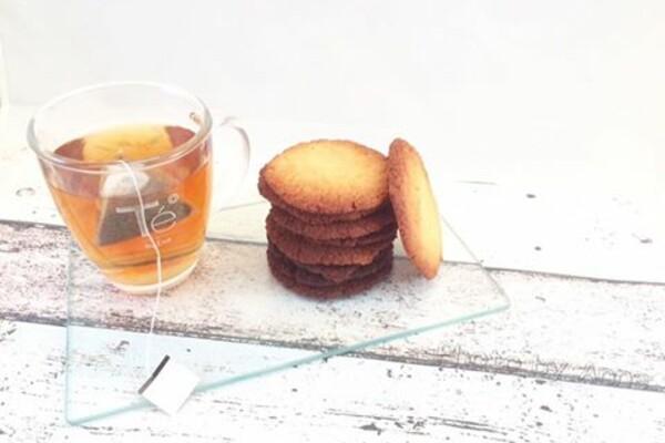 Koolhydraatarme brosse koekjes